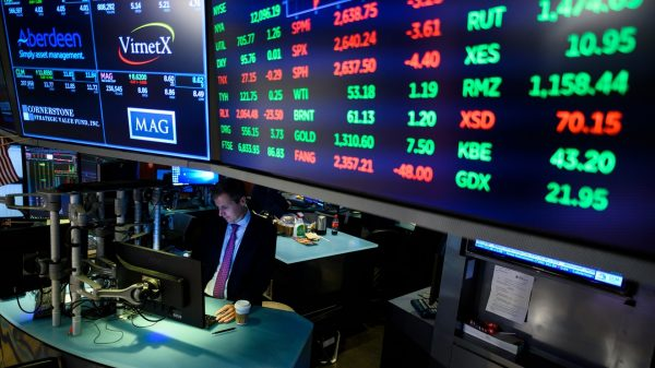 market-snapshot:-stock-market-gives-up-early-gains-to-end-lower-as-apple-plans-to-re-close-stores-and-who.-says-coronavirus-has-entered-'new-and-dangerous-phase'