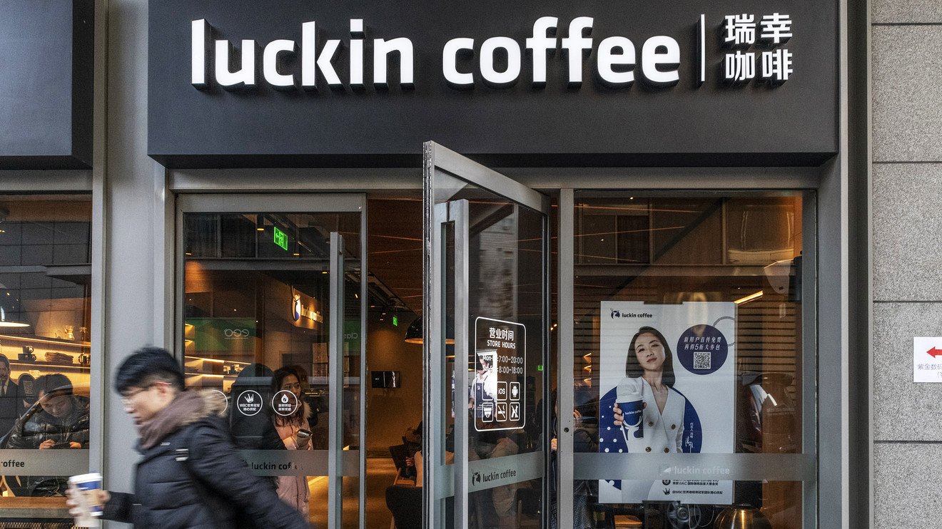 the-wall-street-journal:-banks-win-right-to-liquidate-millions-in-luckin-coffee-stock-owned-by-chairman