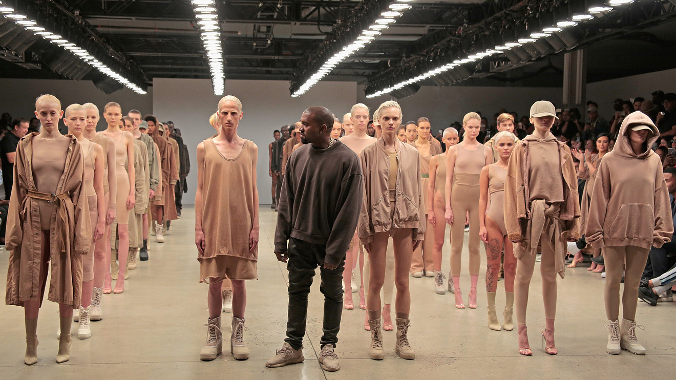 the-ratings-game:-gap-hopes-it-can-burnish-its-image-with-a-new-kanye-west-clothing-line,-repeating-the-rapper's-brand-success-with-adidas