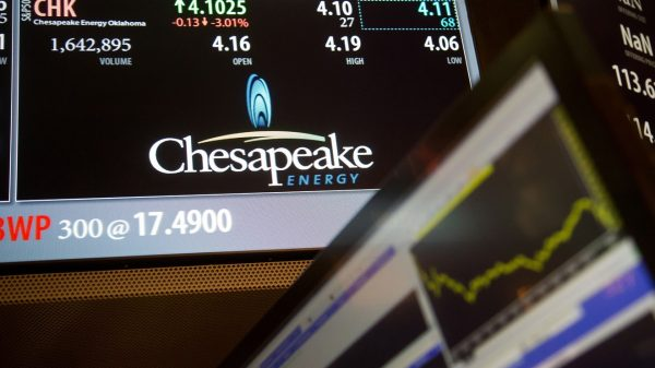 the-wall-street-journal:-fracking-pioneer-chesapeake-energy-files-for-bankruptcy