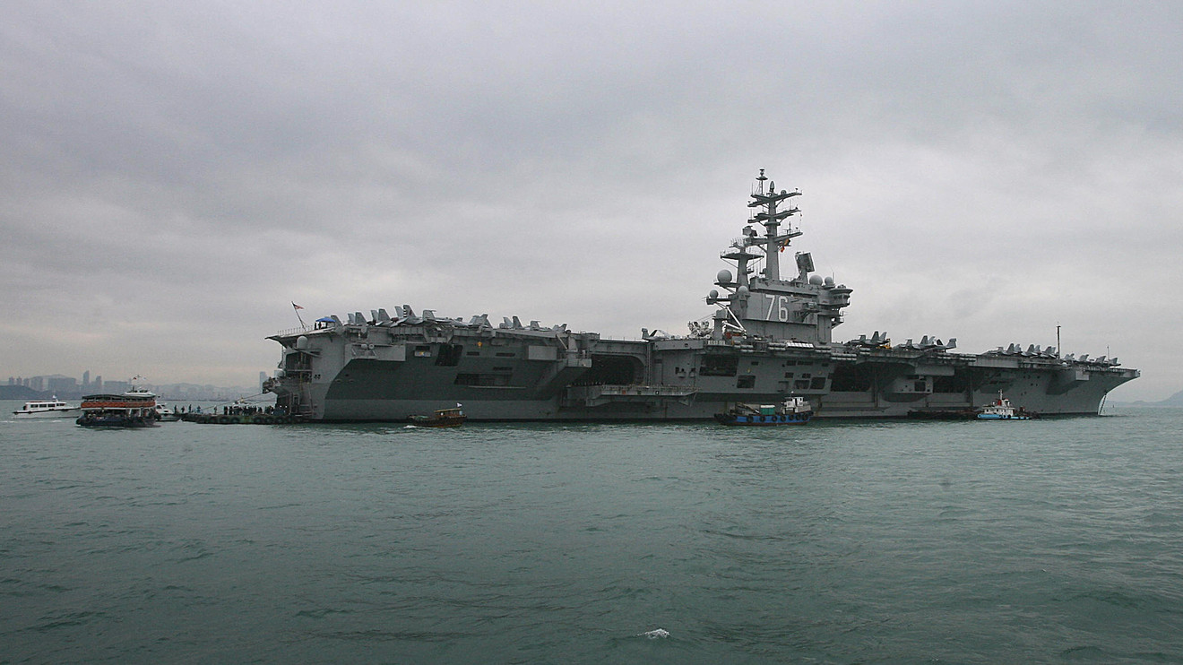 the-wall-street-journal:-uss-ronald-reagan-and-nimitz-carriers-sent-to-disputed-waters-as-china-tensions-rise