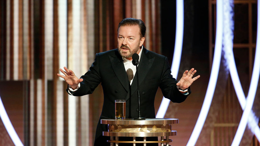 key-words:-ricky-gervais-talks-'cancel-culture'-and-says-even-'mildly-conservative'-voices-on-social-media-are-viewed-as-'hitler'