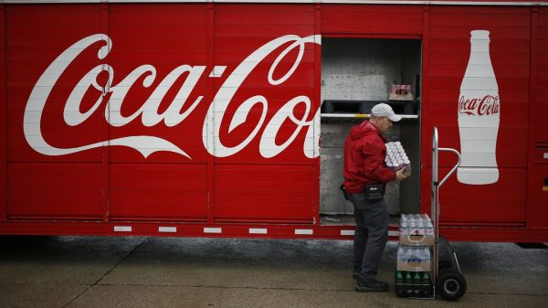 market-snapshot:-dow-surges-320-points,-briefly-retakes-perch-at-27,000-as-coca-cola-delivers-upbeat-results-and-investors-bet-on-beaten-down-sectors