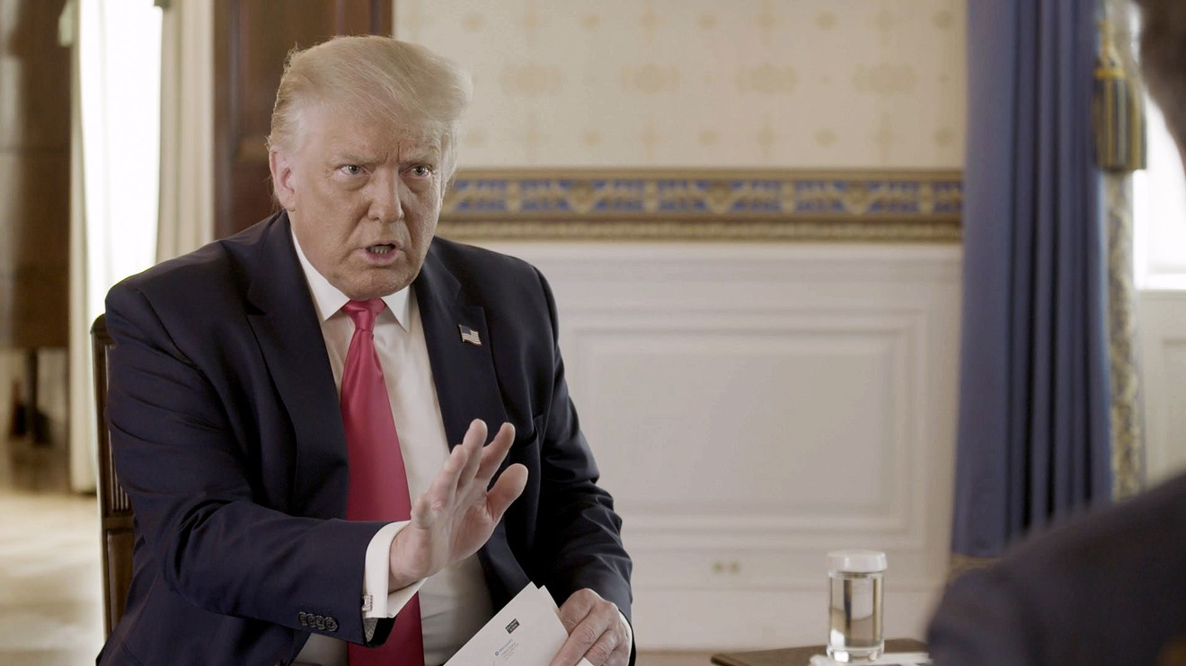 capitol-report:-social-media-reacts-to-trump's-'shocking'-axios-interview-with-jonathan-swan-on-hbo