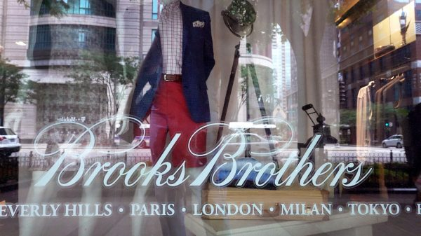 the-wall-street-journal:-brooks-brothers-bought-by-venture-backed-by-authentic-brands,-simon-property