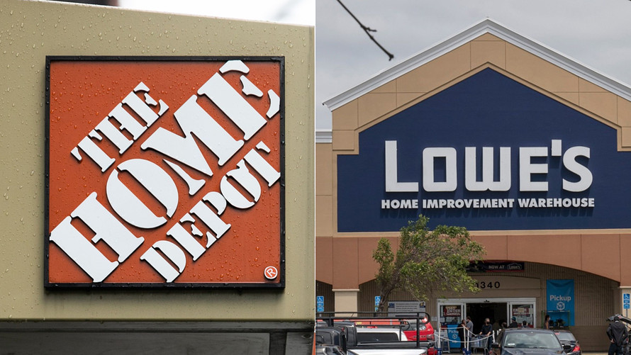outside-the-box:-lowe's-steals-home-depot's-crown-during-the-pandemic,-card-transactions-show