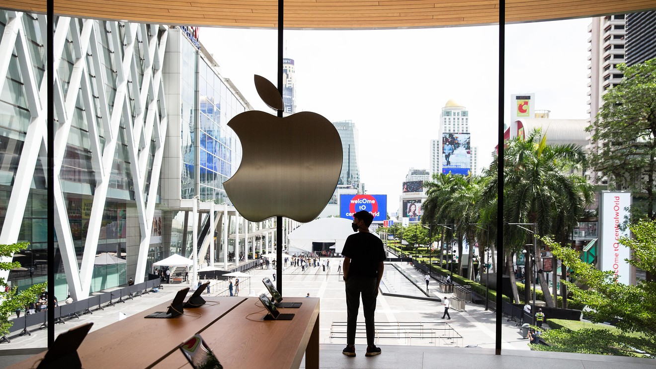 this-investor-just-inherited-7,000-shares-of-apple.-the-internet-has-advice-on-what-he-should-do-now
