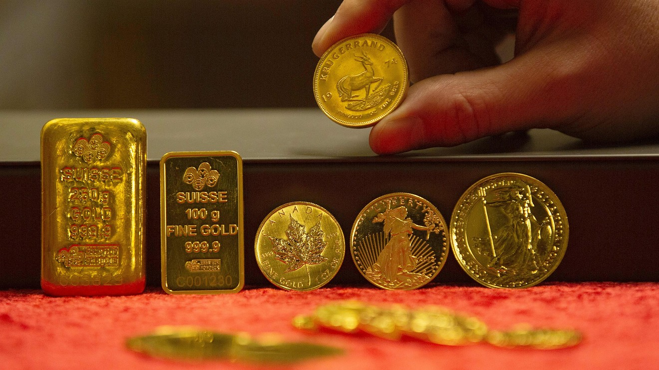 metals-stocks:-gold-ends-sharply-lower-for-a-second-session-as-us.-dollar-extends-firming-trend