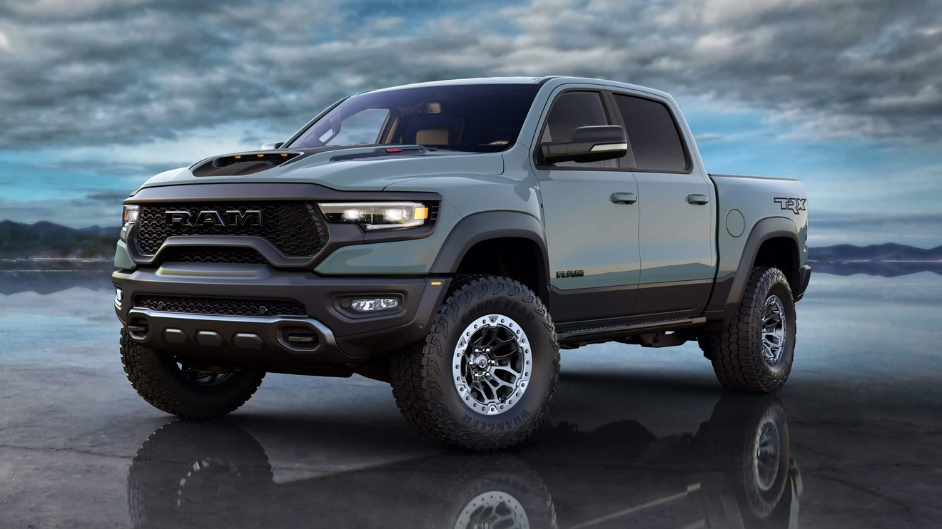 kelley-blue-book:-what-is-the-ram-trx?-a-powerful-off-road-truck-with-a-hellcat-engine
