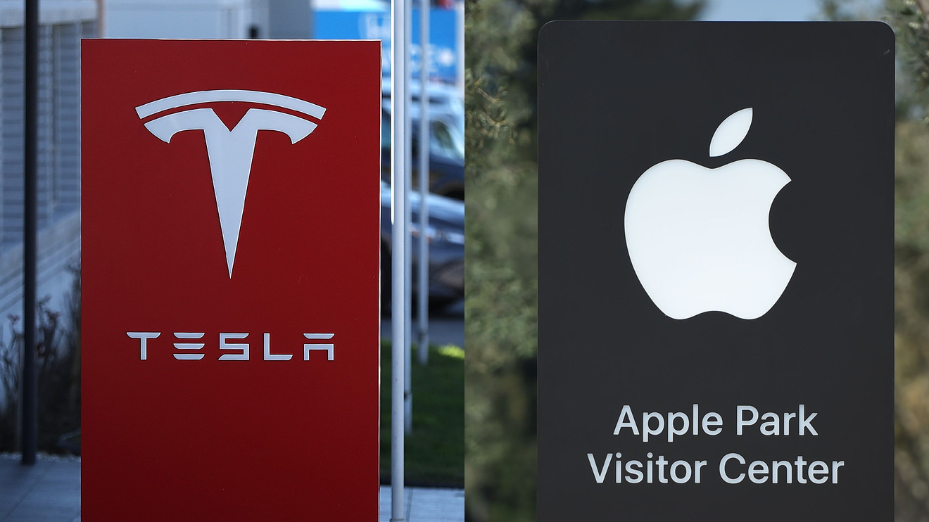 the-tell:-tesla-and-apple-have-had-a-great-run-—-here's-why-they're-poised-to-'rocket'-even-higher-in-the-next-year