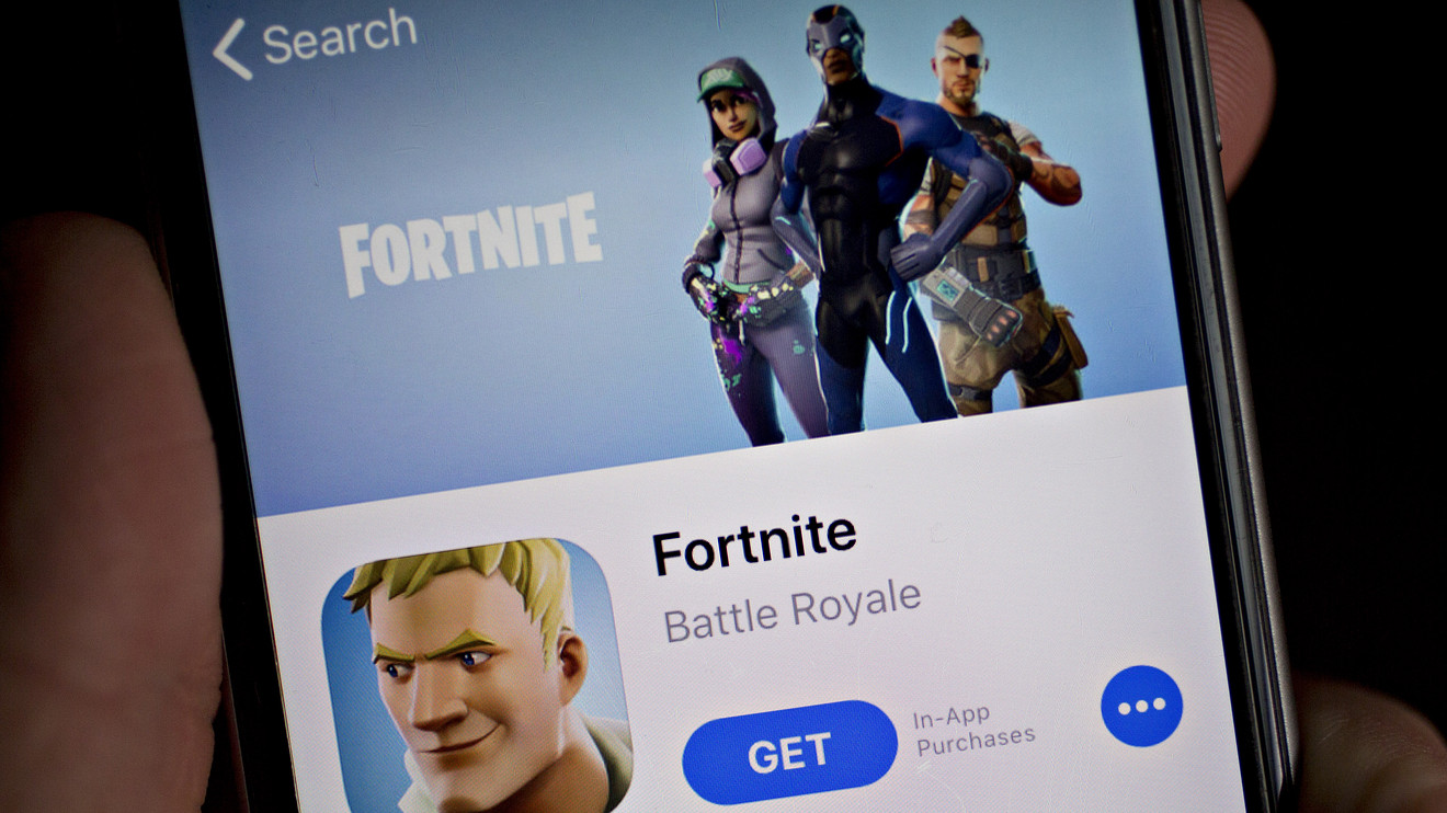 the-wall-street-journal:-fortnite-maker-asks-judge-again-to-return-game-to-apple's-app-store