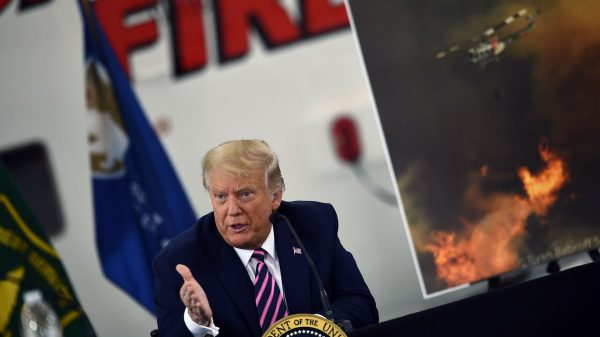 trump-today:-trump-spars-with-california-official-on-wildfires-and-climate-change:-'it'll-start-getting-cooler'