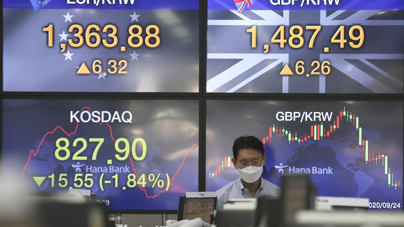 asia-markets:-asian-stocks-mostly-lower-early-thursday-amid-declining-confidence-in-us.-economy-and-escalating-political-turmoil