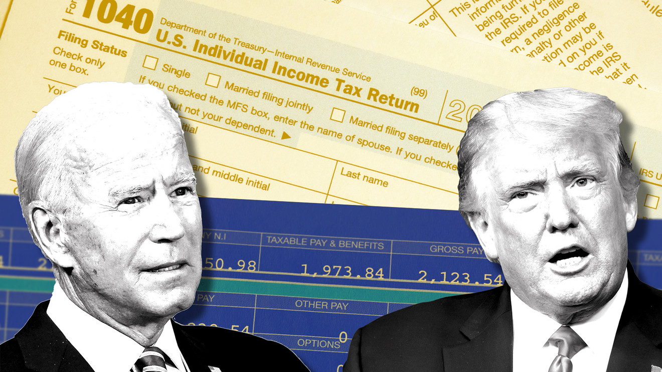 how-trump-and-biden-tax-policies-could-affect-your-paycheck,-tax-return,-investment-portfolio-and-nest-egg