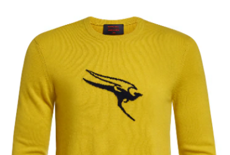 :-qantas-airways-sells-$305-yellow-cashmere-sweaters-to-ease-cash-crunch