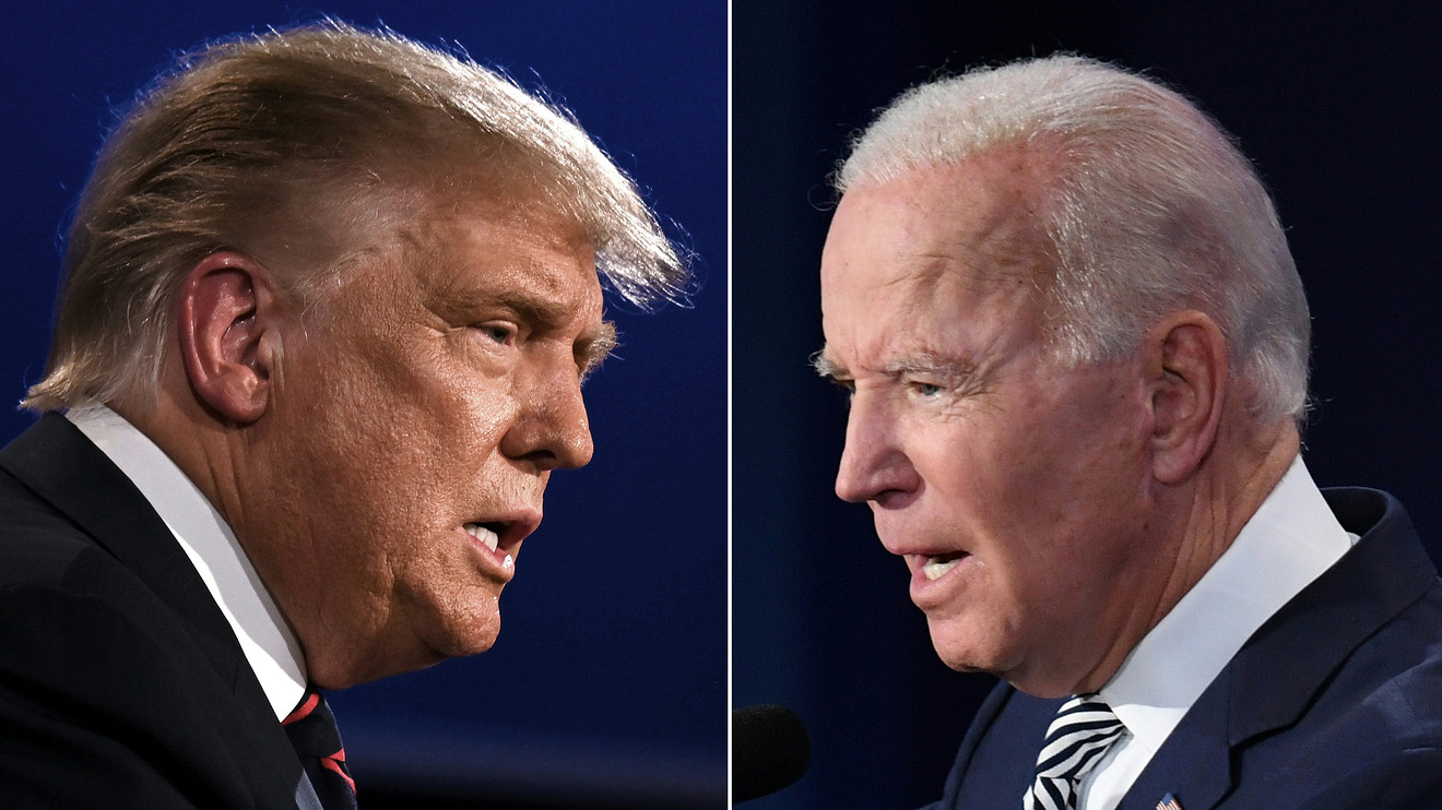 the-margin:-trump-and-biden-will-compete-in-dueling-town-halls-at-the-same-time-thursday