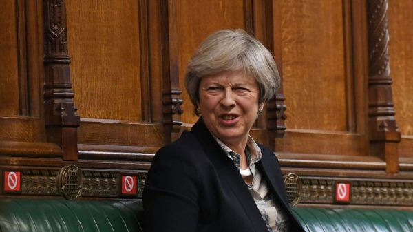 :-theresa-may-cashes-in-with-145-million-in-speeches-to-wall-street-firms-and-us.-universities