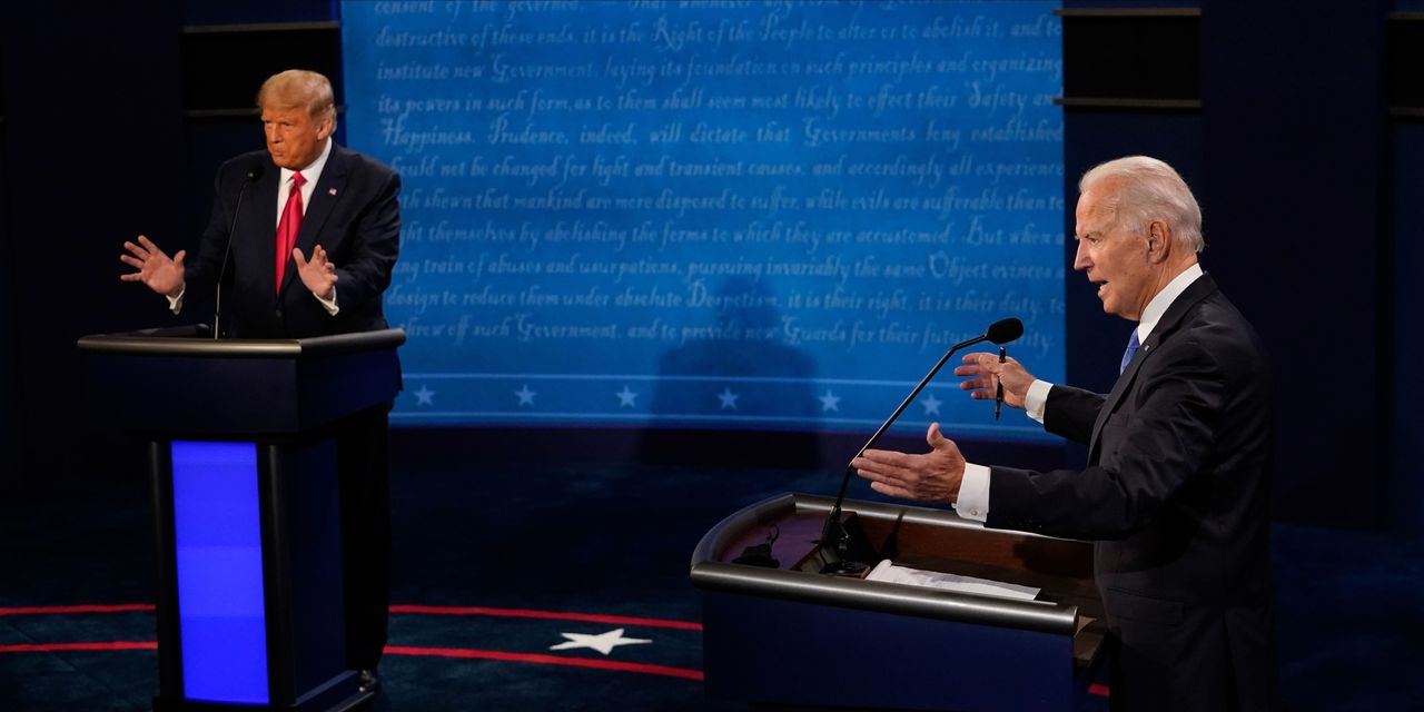 election:-trump,-biden-attack-each-other-over-virus,-stock-market-and-economy-in-final-debate