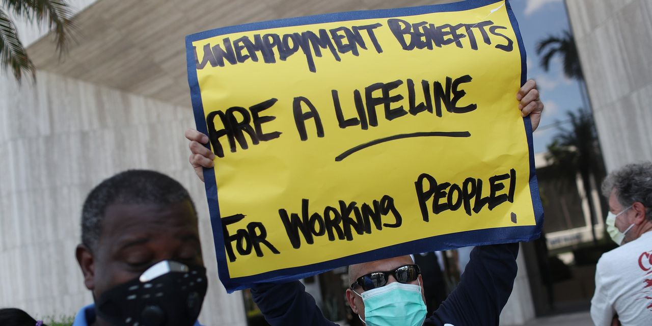 :-desperate-for-a-stimulus-check,-millions-of-jobless-americans-have-nearly-exhausted-their-savings