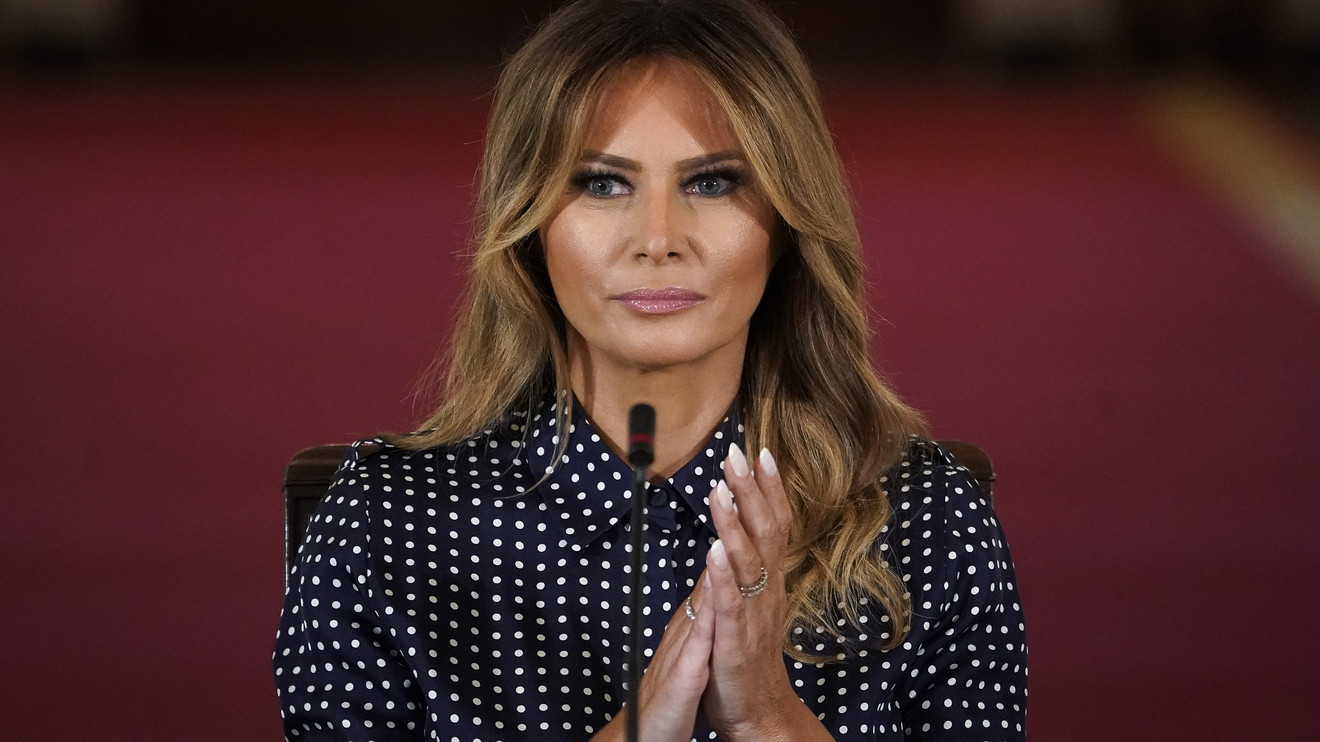 key-words:-melania-trump-mourns-those-killed-in-capitol-riot-and-calls-out-'unwarranted-personal-attacks'-on-her-in-controversial-remarks