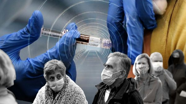dispatches-from-a-pandemic:-'we're-asking-that-people-be-patient':-booking-a-covid-19-vaccine-appointment-is-a-shot-in-the-dark-for-many