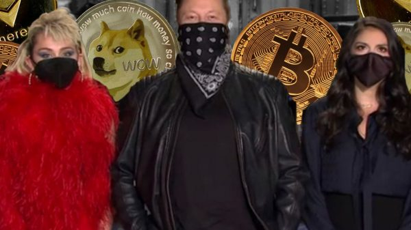 cryptos:-dogecoin-price's-'make-or-break'-moment-looms-with-elon-musk-set-to-host-'saturday-night-live'