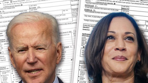 taxwatch:-how-much-income-tax-will-biden-and-harris-pay-under-their-proposed-hikes?-these-accountants-say-they've-found-an-answer