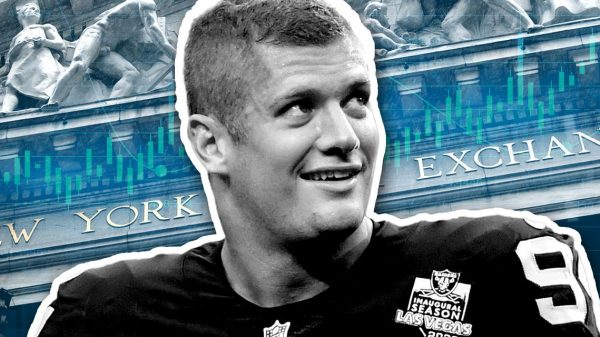 :-in-other-news,-nfl-player-carl-nassib-has-been-teaching-his-teammates-about-compound-interest,-index-funds-—-and-managing-your-own-money