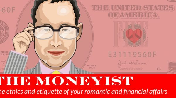the-moneyist:-my-girlfriend-makes-twice-what-i-earn-i-reluctantly-paid-the-$200-dinner-check-for-her-first-promotion-she-just-got-another-one.-should-i-pay-again?