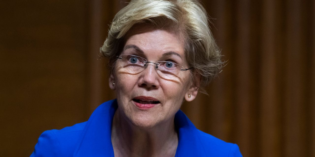 key-words:-warren-urges-fed-to-break-up-'irredeemable'-wells-fargo,-says-customers-still-at-risk
