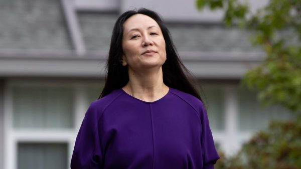 the-wall-street-journal:-us.-justice-department-reaches-deal-with-huawei-cfo-held-in-canada