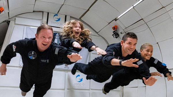 your-digital-self:-this-is-what-spacex's-inspiration4-crew-did-to-get-into-physical-and-mental-shape