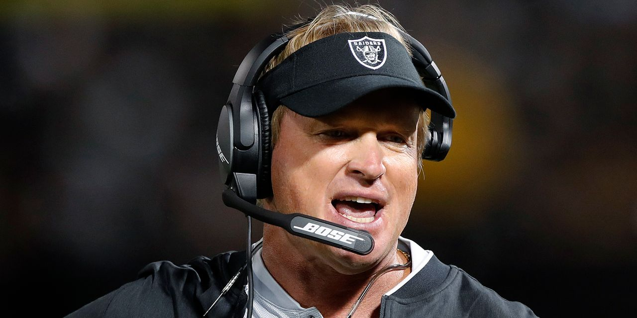 :-ea-drops-jon-gruden-from-'madden-nfl-22'-videogame