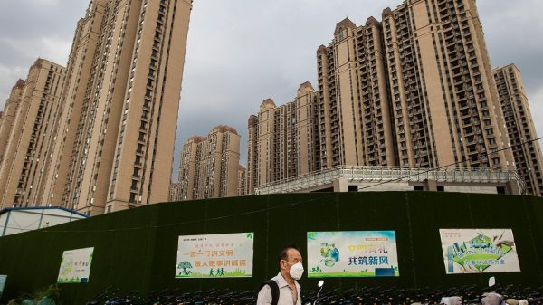 the-wall-street-journal:-china-evergrande-calls-off-deal-to-sell-stake-in-property-unit-falls